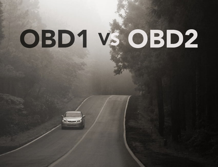 There are two main OBD systems, OBD1 and OBD2, used in the vehicles found on the roads.
