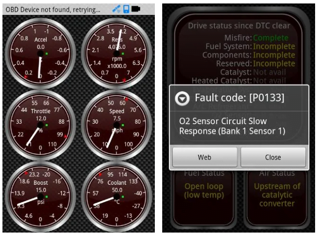 Torque Lite (OBD2 & Car) for Android