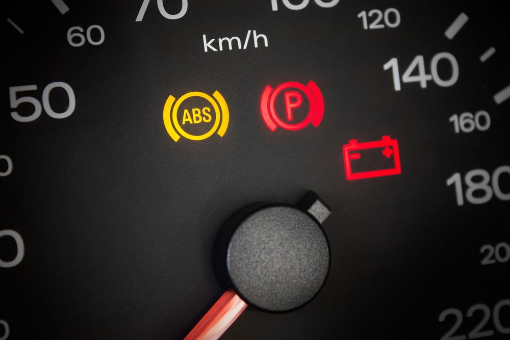 The ABS light in your car or truck is a dash warning light that is specifically tied into the anti-lock brake system.