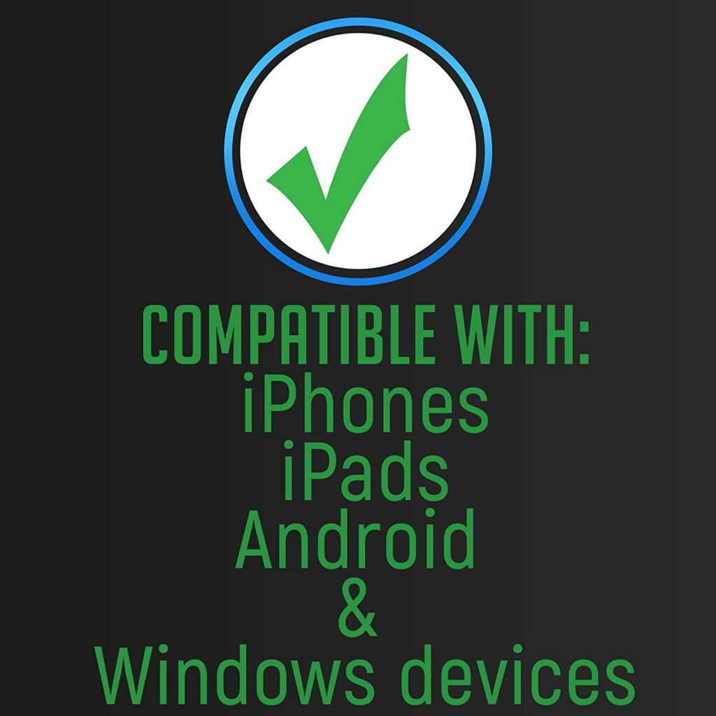 BAFX Products is compatible with iOS, Android and Windows